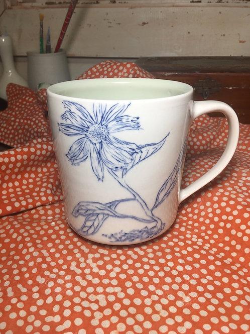 Healing plants mug 3