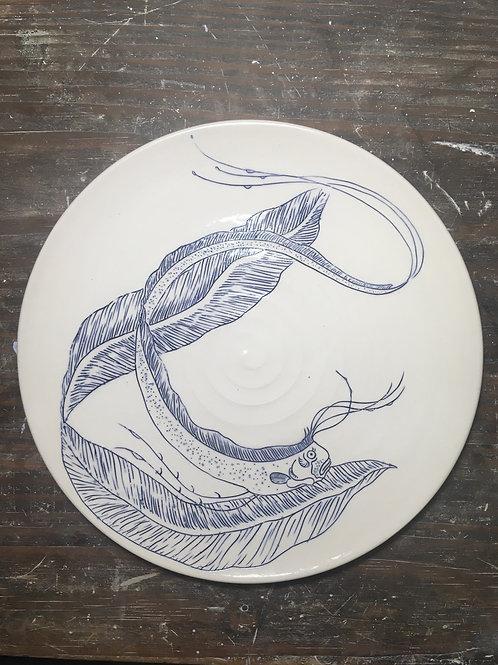 Eel plate