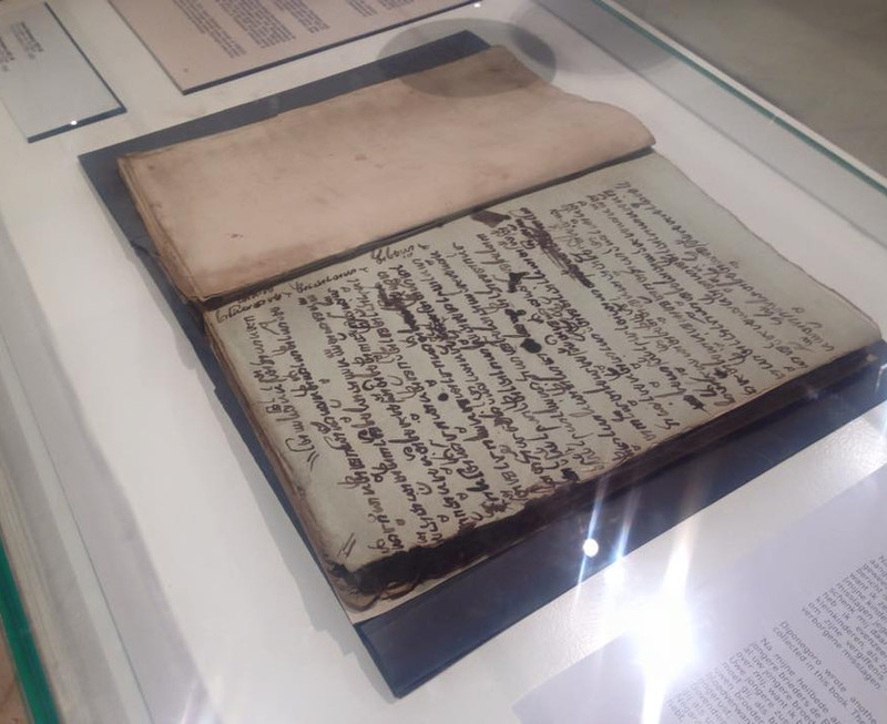 Letters from Diponegoro