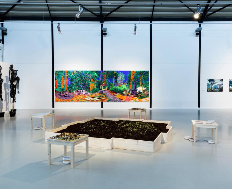 Arahmaiani, Memory of Nature (2013-2019)