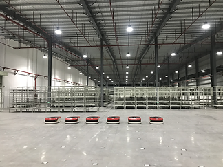 Smart Warehouse Solution