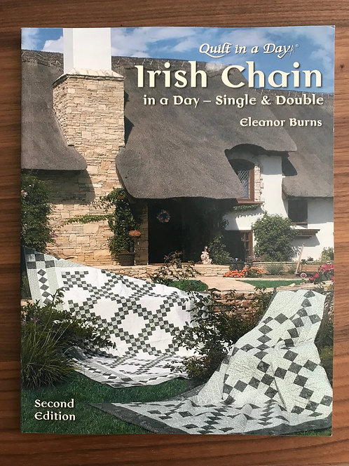 Quilt in a Day Book - Irish Chain
