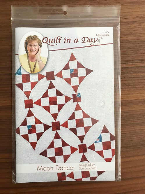 Quilt in a Day - Moon Dance