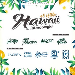 Intercolegial Hawaii