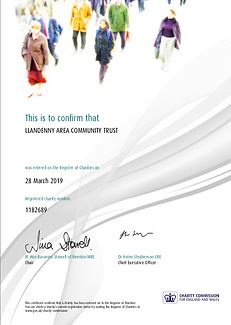 Llandenny ACT registration cert.png
