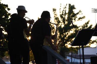 Memphis Soul horn section