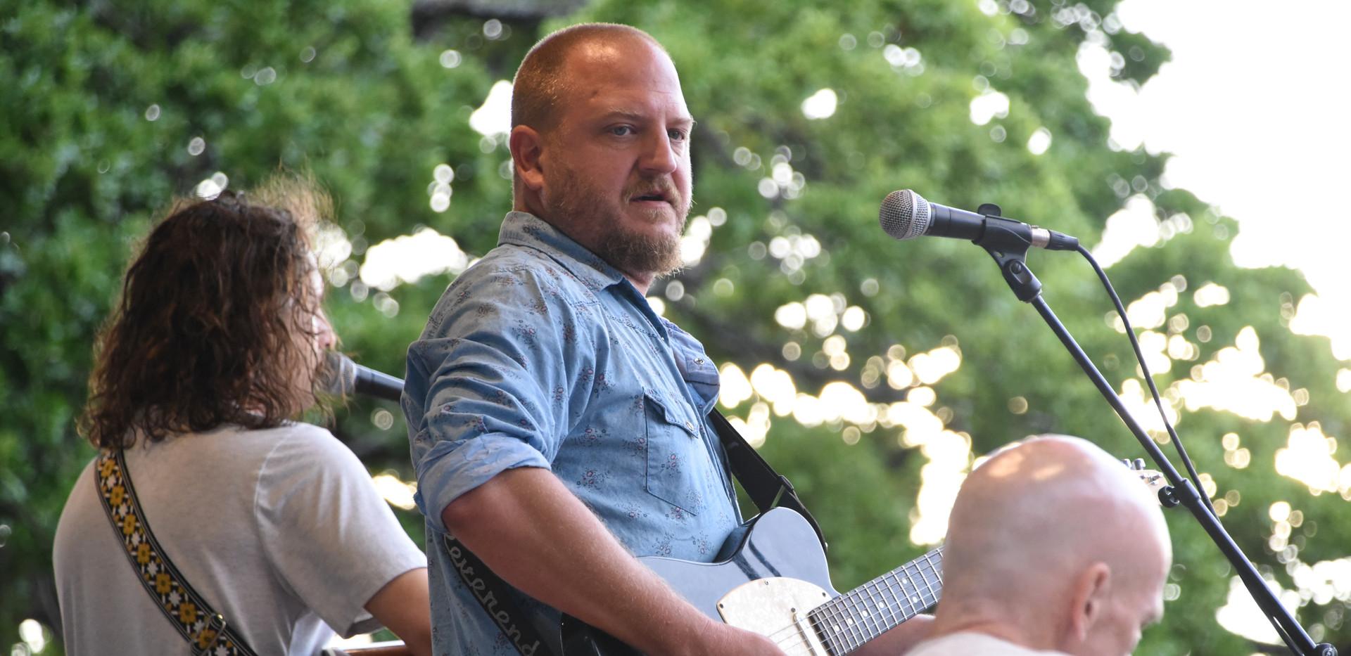 Jared Mitchell Band at Hot Summer Nights