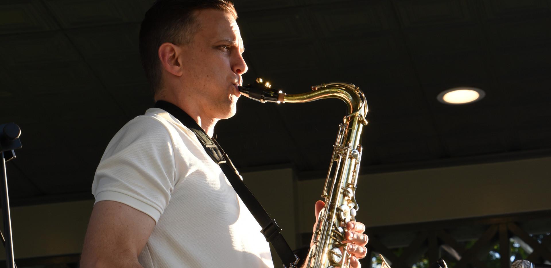 Havana NRG horn section