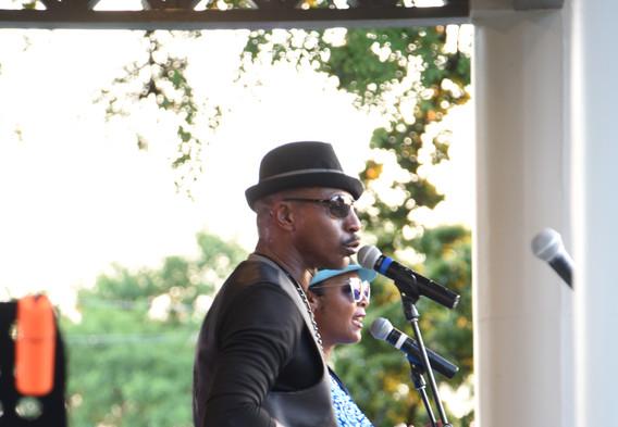 Memphis Soul vocalists