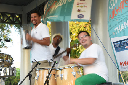 Havana NRG rhythm section