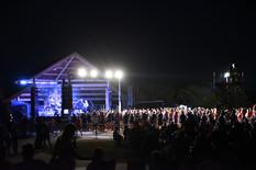 Lights on the Lake 2018 crowd