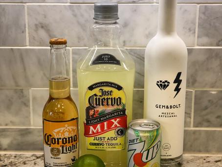 Corona Light Margarita