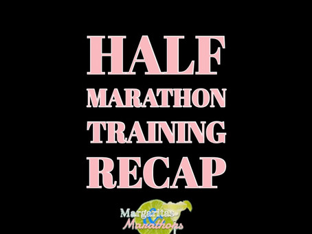 Judgement Day Half Marathon Training Recap