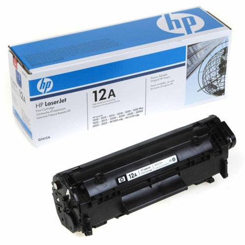 HP 12A MUADİL TONER