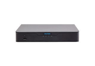 4 Kanal 4PoE H.265/4K NVR