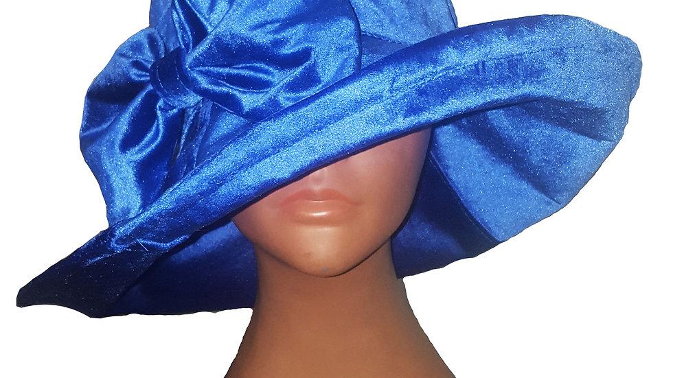 Royal Velvet Metallic Blue
