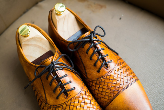 Oxford Toe Cap basket รองเท้าคู่นี้บอกเลยว่าไม่ง่าย
