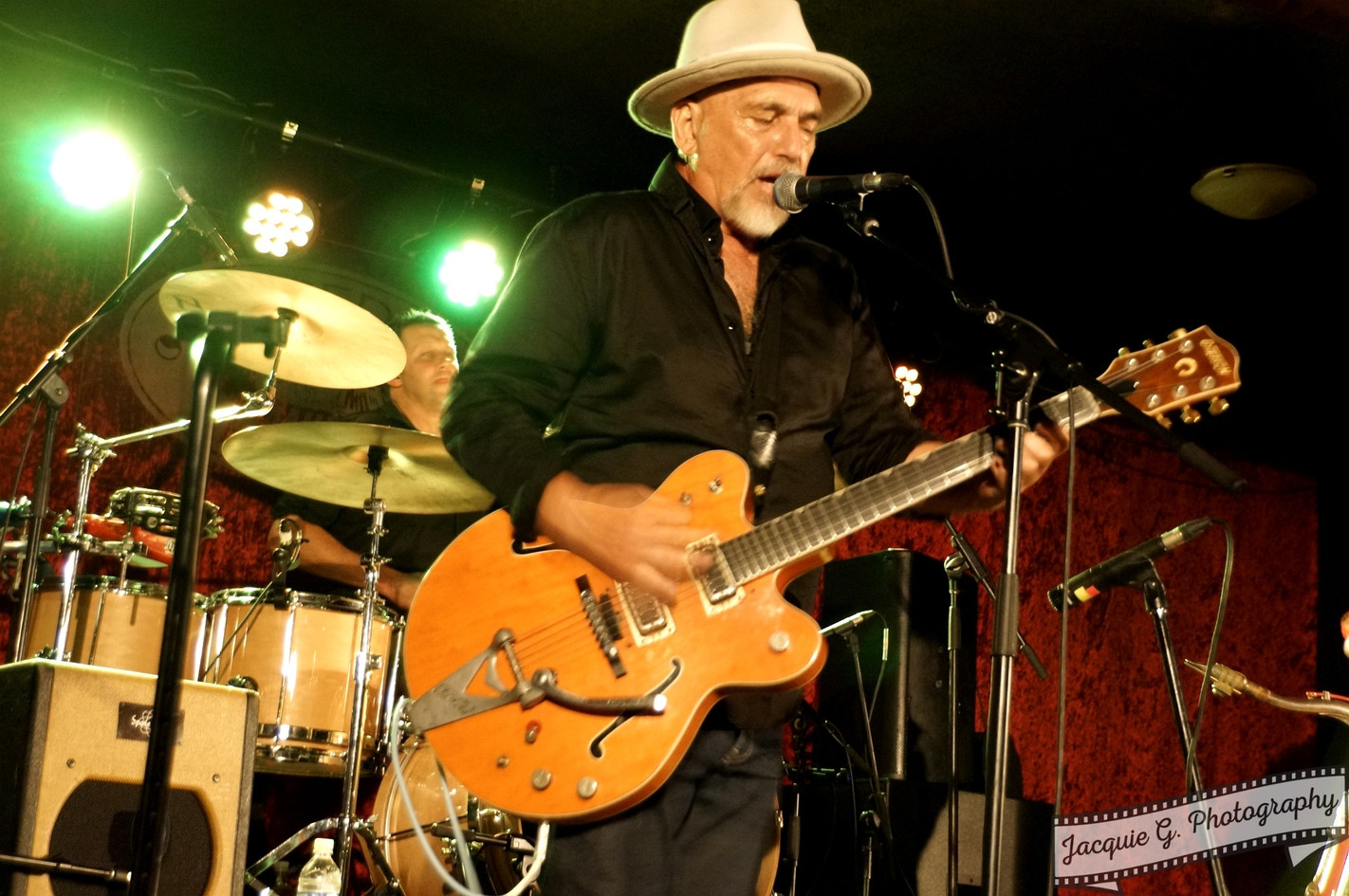 The Black Sorrows