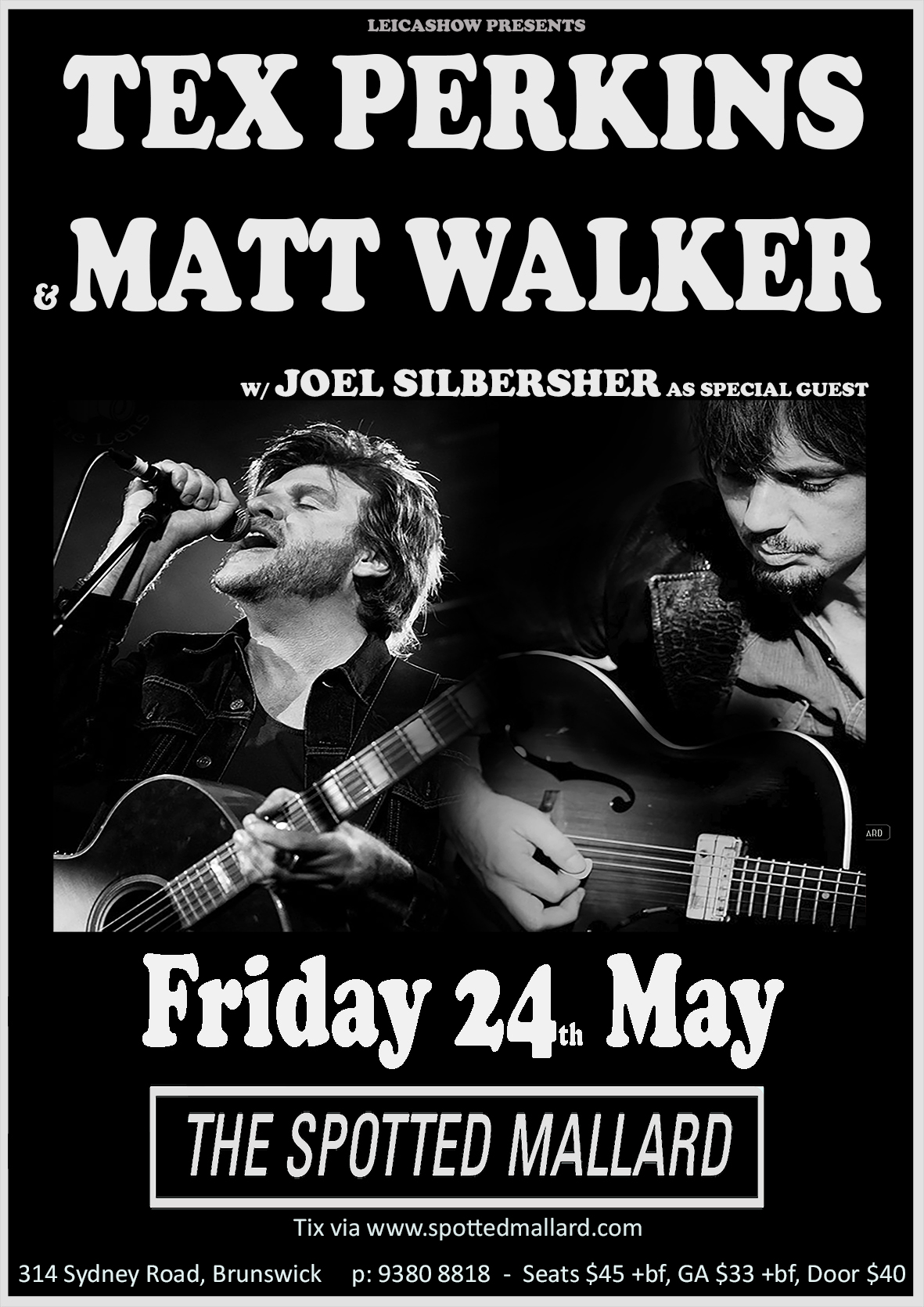 19.05.24 Tex Perkins Matt Walker small