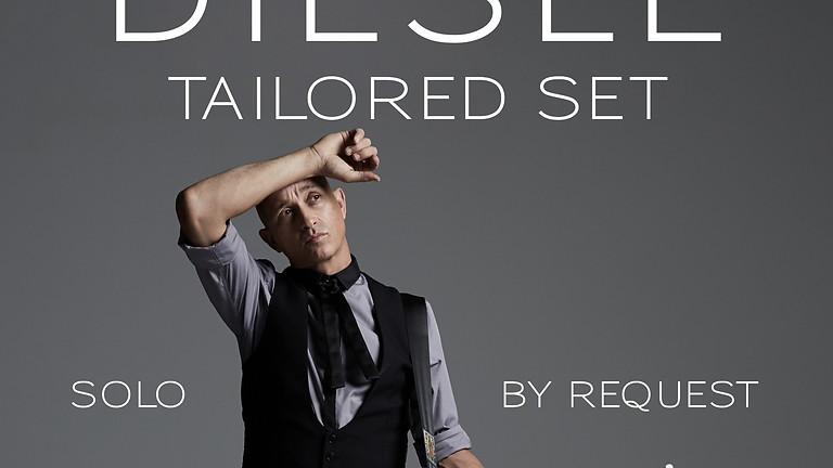 Diesel, Tailored Set/Solo By Request at Birregurra