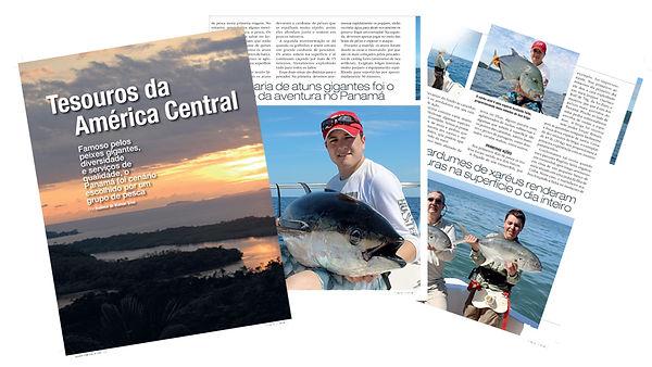 cuca pesca revistas