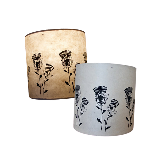 Thistle Lampshade