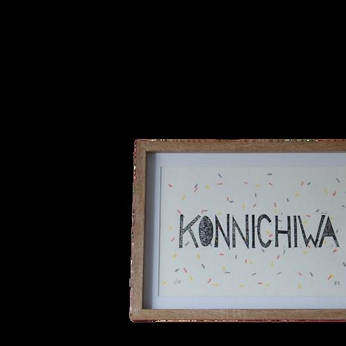 Konnichiwa