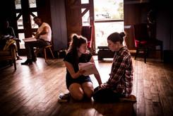 Jane Eyre rehearsals