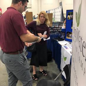 Exhibitors at Teachers' Convention