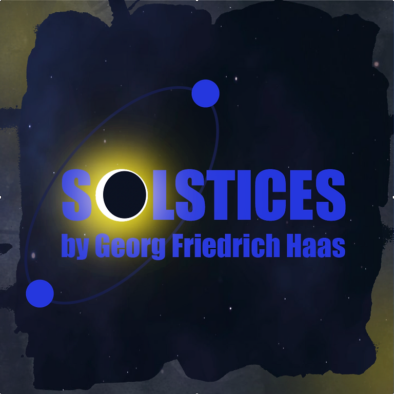 Georg Friedrich Haas - Solstices (the real thing!)