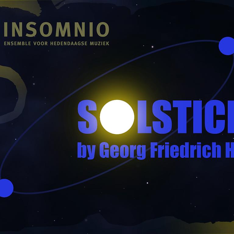 Georg Friedrich Haas - Solstices