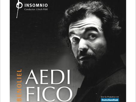 Nieuwe Dubbel-CD met werk van         Bernard Benoliel