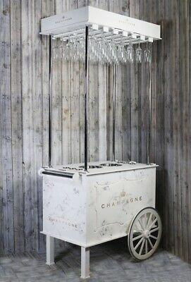 Champagne Cart