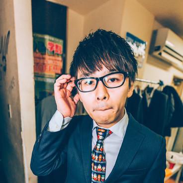 須田亮太 ( ナードマグネット   Vo./Gt.)