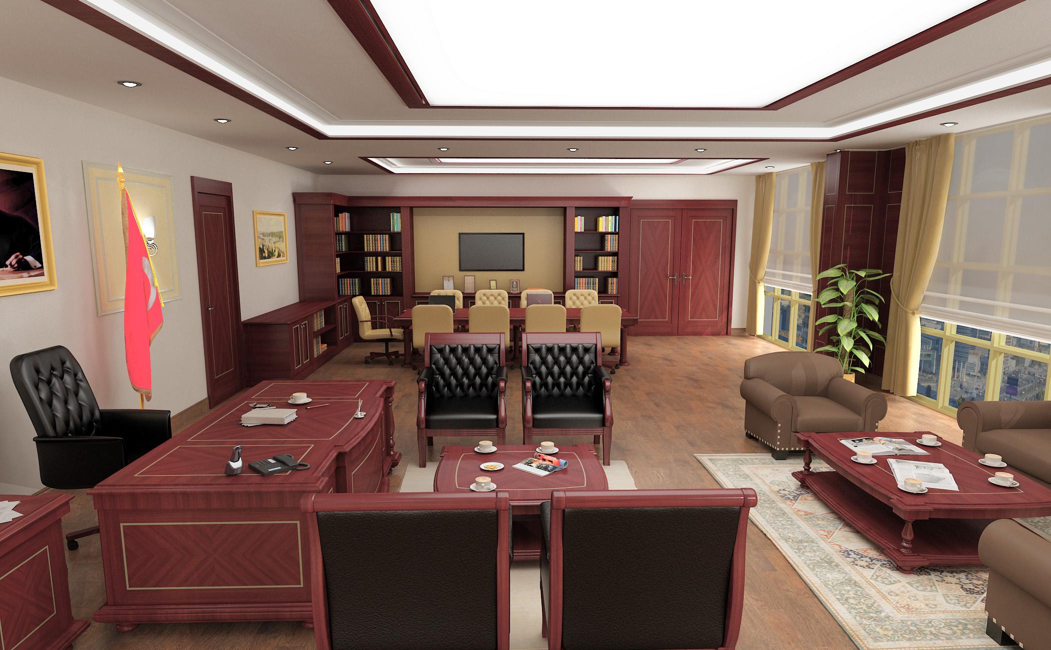 Genel Müdür Odası