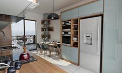 Kitchen Alternative A