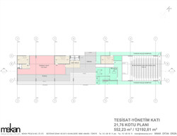 5. Kat Planı
