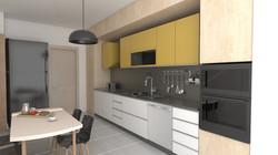 Kitchen Alternative B
