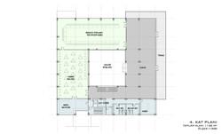 4th Floor Plan