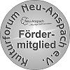 Fördermitglied des Kulturforum Neu-Anspach werden