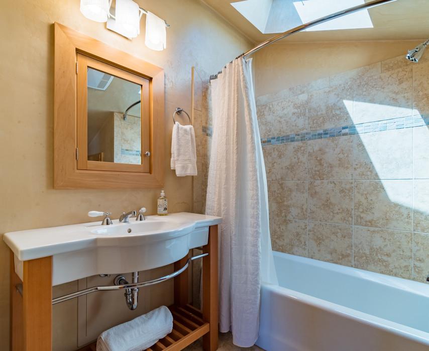 Full Bathroom - Guest Suite 1