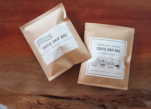 Coffee Drip Box