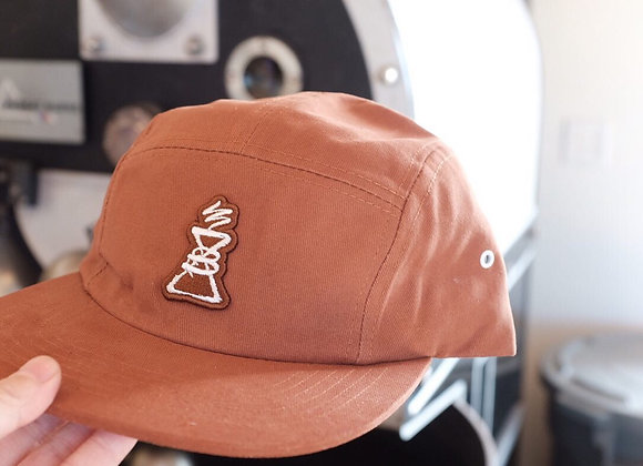 5 Panel Logo Patch