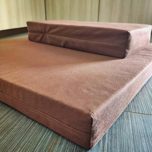 Premium Tatami Meditation Cushion Set
