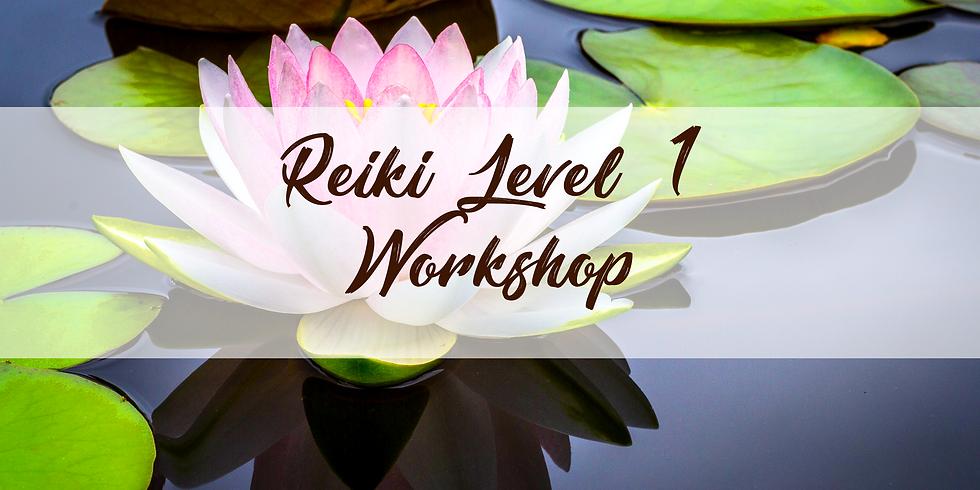 Reiki Level 1 Class