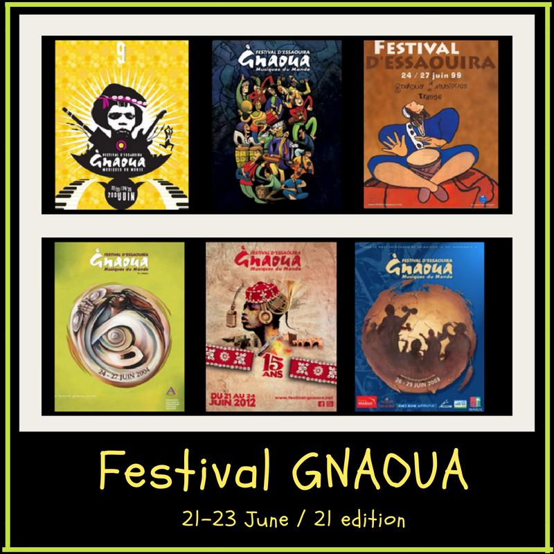 festival gnaoua : riad le Consulat Essaouira / location de vacances