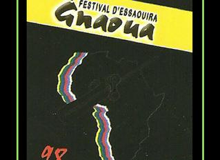 FESTIVAL GNAOUA ESSAOUIRA
