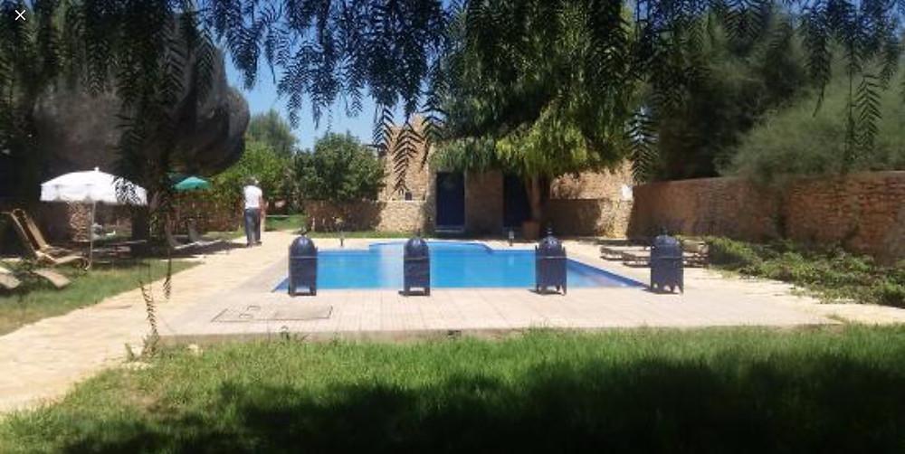 Riad le Consulat Essaouira holiday rental sea view Sqala médina