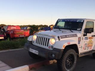 Départ aujourd'hui  du  Rallye Aicha des Gazelles