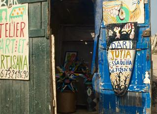 Les artistes de la JUTIA ESSAOUIRA